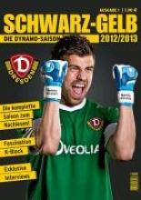 Geisler, Sven SCHWARZ-GELB. Die Dynamo-Saison 2015/2016