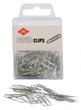 , Paperclip LPC 30mm rond 100stuks zilver