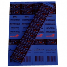 , Consumptiebon Combicraft UV beveiliging rood