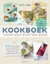 Mirte Kaan , Kookboek voor een rustige buik