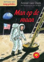Arend van Dam , De man op de maan