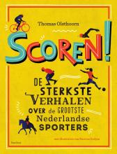 Thomas Olsthoorn , Scoren!