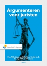 Dijk, A.J. van / Conijn, H. / Hiemstra, W.H. Argumenteren voor juristen