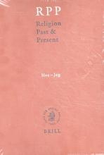 Eberhard Jüngel Hans Dieter Betz  Don Browning  Bernd Janowski, Religion Past and Present, Volume 6 (Hea-Jog)