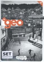 F. Jutte , De Geo werkboek vmbo-kgt