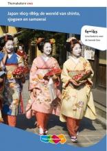 Albert Jan  Bosch Feniks vwo Japan 1603-1869 de wereld van shinto, sjogoen en samoerai