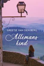 Greetje van den Berg , Allemanskind