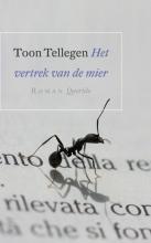 Toon  Tellegen Het vertrek van de mier