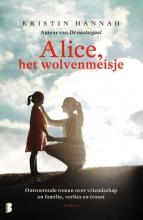 Kristin  Hannah Alice, het wolvenmeisje