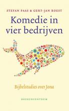 Gert-Jan Roest Stefan Paas, Komedie in vier bedrijven