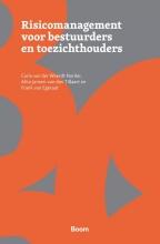 Frank van Egeraat Carla van der Weerdt-Norder  Alice Jansen-van den Tillaart, Risicomanagement voor toezichthouders en bestuurders