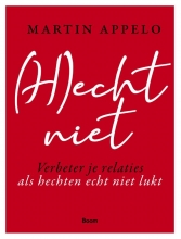 Martin Appelo Hecht niet