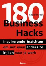 Roel de Graaf , 180 Business Hacks