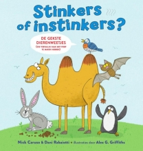 Alex. G. Griffiths Nick Caruso  Dani Rabaiotti, Stinkers of instinkers