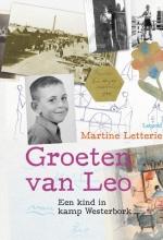 Martine  Letterie Groeten van Leo