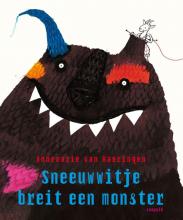 Annemarie van Haeringen Sneeuwwitje breit een monster