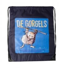 Jochem Myjer , De Gorgels - gymtas blauw