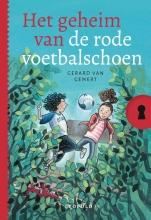 Gerard van Gemert , Het geheim van de rode voetbalschoen