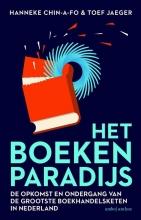 Hanneke  Chin-A-Fo, Toef  Jaeger Het boekenparadijs (POD)