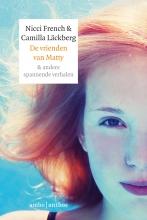 Nicci  French, Camilla  Läckberg De vrienden van Matty set 6 exemplaren