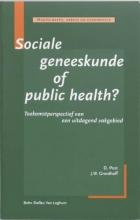 , Sociale geneeskunde of public health