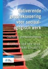 Michaela van der Veen , Motiverende gespreksvoering voor sociaalagogisch werk