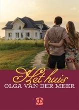 Olga van der Meer Het huis - grote letter uitgave