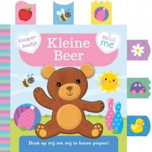 , Kleine Beer - knisperboekje - mini me