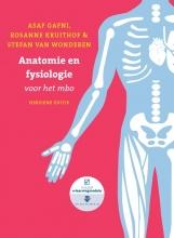 Stefan van Wonderen Asaf Gafni  Rosanne Kruithof, Anatomie en fysiologie voor het MBO