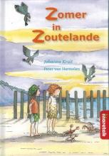 Johanna Kruit , Zomer in Zoutelande