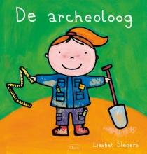 Liesbet  Slegers De archeoloog