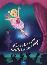 Sanne Miltenburg De betoverde balletschoentjes