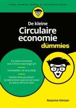 Rozanne Henzen , De kleine Circulaire economie voor Dummies