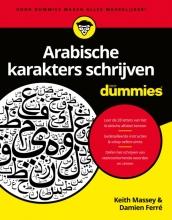 Damien Ferré Keith Massey, Arabische karakters schrijven voor Dummies
