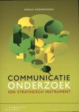 Marius Hogendoorn , Communicatieonderzoek