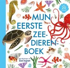Zoë Ingram , Mijn eerste zeedierenboek