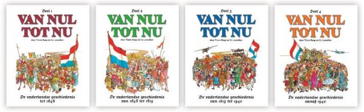 Thom Roep , Van Nul tot Nu deel 1 t/m 4