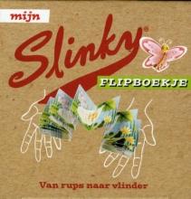 Mijn Slinky Flipboekje Vlinder