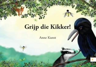 Anne  Kunst Grijp die kikker!