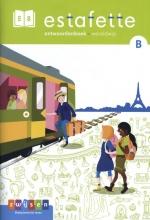 , Estafette E8 B Antwoordenboek