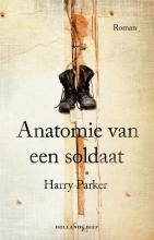 Harry  Parker Anatomie van een soldaat