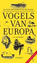 O.C.  Hooymeijer De kleine gids voor de niet-bestaande vogels van Europa