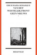 Erich Maria Remarque , Van het westelijk front geen nieuws