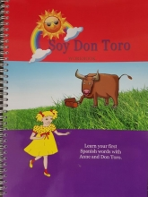 Antoinette Gerichhausen , Soy Don Toro 0 Workbook