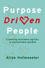 Alize Hofmeester , Purpose Driven People