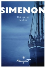 Georges  Simenon Het lijk bij de sluis
