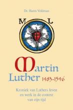 Harm Veldman , Martin Luther 1483-1546