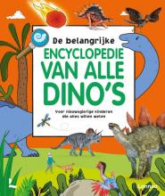 , De belangrijke encyclopedie van alle dino`s
