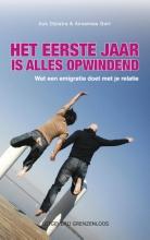 Auk  Dijkstra, Annemies  Gort Het eerste jaar is alles opwindend