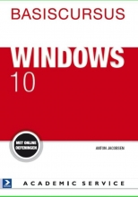 Anton  Jacobsen Basiscursus Windows 10